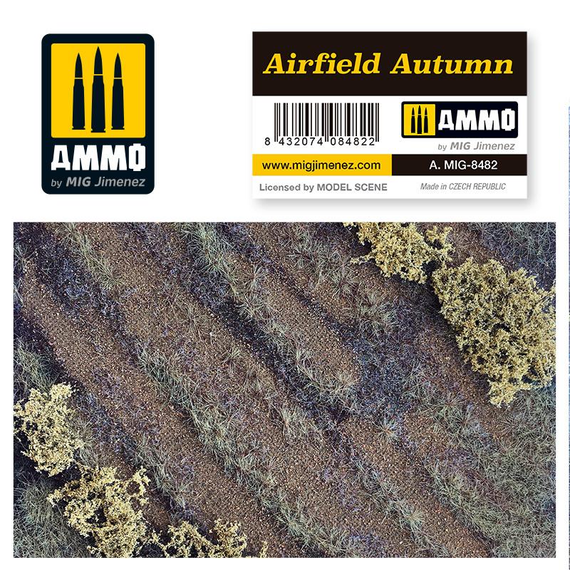 Ammo by Mig Jimenez Airfield Autumn - Ammo by Mig Jimenez - A.MIG-8482