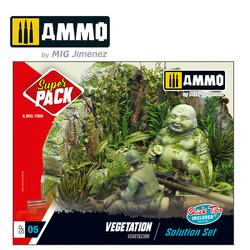 Super Pack 05 Vegetation Solution Set - Ammo by Mig Jimenez - A.MIG-7806