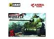 Asuka Bristish Sherman Firefly - Scale 1/35 - Asuka - ASUKA35009