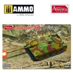Jagdpanzer 38D - Scale 1/35 - Amusing Hobby - AH35A021