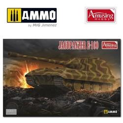 Jagdpanzer E-100 - Scale 1/35 - Amusing Hobby - AH35A017