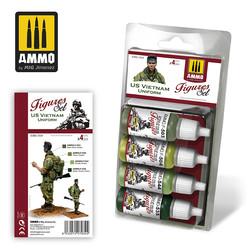 US Vietnam Uniforms - Ammo by Mig Jimenez - A.MIG-7034