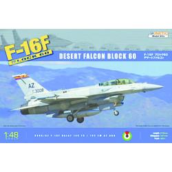 F-16FBlock60- Scale 1/48 - Kinetic - KIN48008