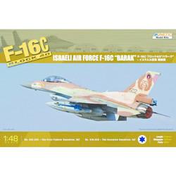 F-16CBlock40IdfBarak - Scale 1/48 - Kinetic - KIN48012
