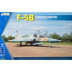 F-5B(Cf-5B,Nf-5B) Freedom Fighter- Scale 1/48 - Kinetic - KIN48021