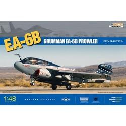 Grumman EA-6B Prowler - VAQ - 140 Patriots - Scale 1/48 - Kinetic - KIN48022
