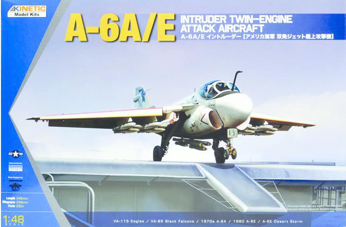 Kinetic A-6A/EIntruder - Scale 1/48 - Kinetic - KIN48034