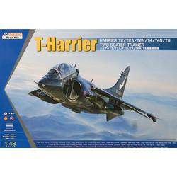 T-Harrier T2/T4/T8 - Scale 1/48 - Kinetic - KIN48040