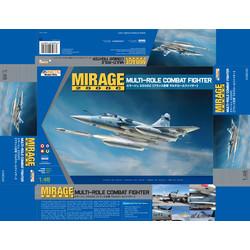 Mirage2000C - Scale 1/48 - Kinetic - KIN48042