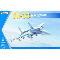 Su-33- Scale 1/48 - Kinetic - KIN48062