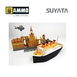 Titanic - Port Scene & Vehicle - Suyata - SL002
