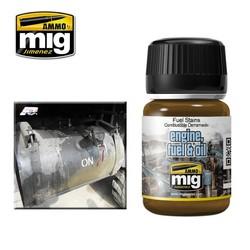 Fuel Stains - 35ml - Ammo by Mig Jimenez - A.MIG-1409