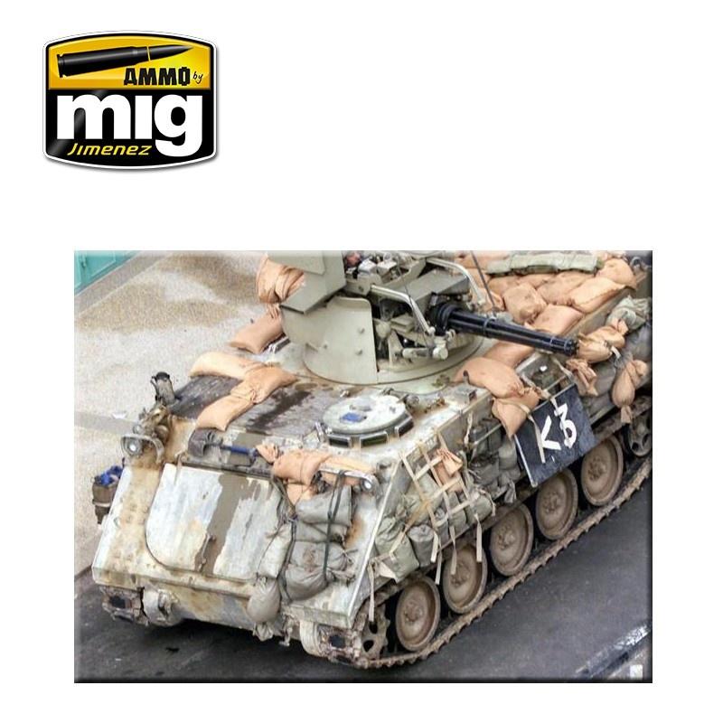 Ammo by Mig Jimenez Fuel Stains - 35ml - Ammo by Mig Jimenez - A.MIG-1409