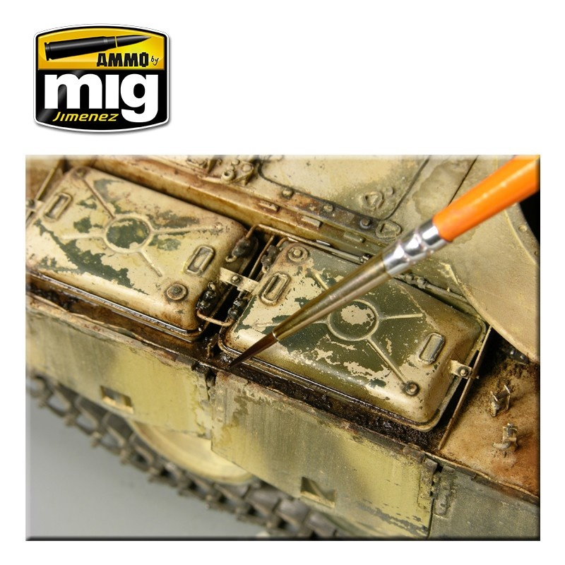 Ammo by Mig Jimenez Fresh Engine Oil - 35ml - Ammo by Mig Jimenez - A.MIG-1408