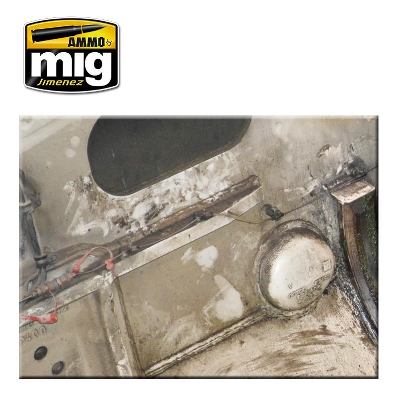 Ammo by Mig Jimenez Engine Grime - 35ml - Ammo by Mig Jimenez - A.MIG-1407