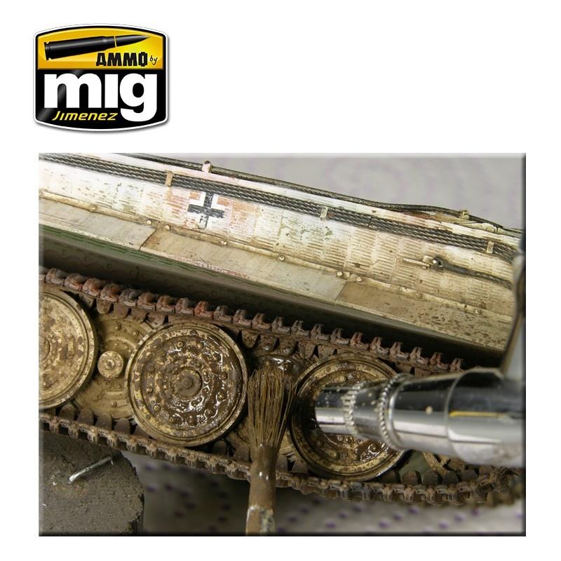 Ammo by Mig Jimenez Fresh Mud - 35ml - Ammo by Mig Jimenez - A.MIG-1402
