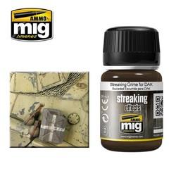Streaking Grime For Dak - 35ml - Ammo by Mig Jimenez - A.MIG-1201