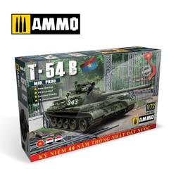 T-54 B - Mid Production - Scale 1/72  - Ammo by Mig Jimenez - A.MIG-8502