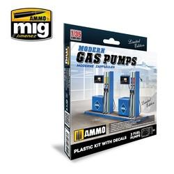 Gas Station - Scale 1/35  - Ammo by Mig Jimenez - A.MIG-8501