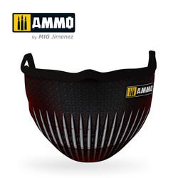Ammo Face Mask 2.0 (Hygienic Protective Mask 100% Polyester) - Ammo by Mig Jimenez - A.MIG-8072