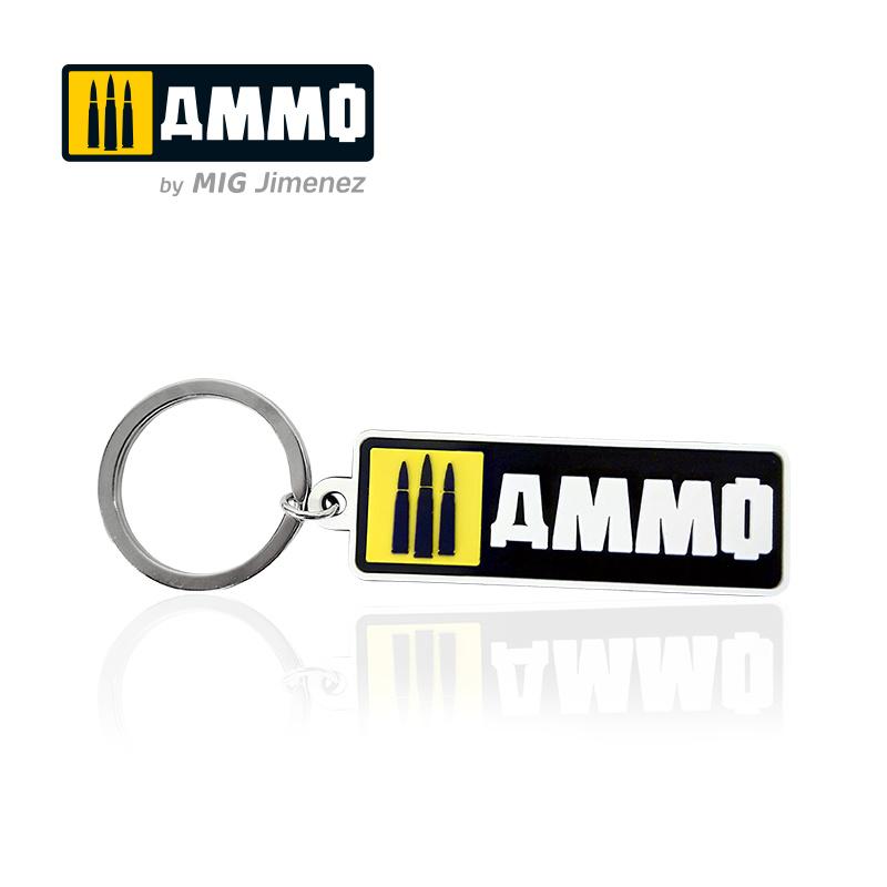 Ammo by Mig Jimenez Ammo Key Chain - Ammo by Mig Jimenez - A.MIG-8048
