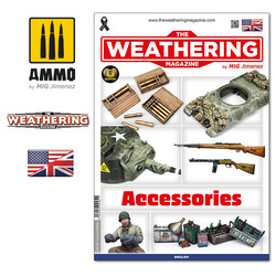 The Weathering Magazine Issue 32. Accessories English - Ammo by Mig Jimenez - A.MIG-4531