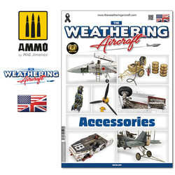 The Weathering Aircraft Issue 18. Accessories English - Ammo by Mig Jimenez - A.MIG-5218