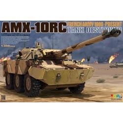 Amx-10Rc1991 - Scale 1/35 - Tiger Model - TIGE4609