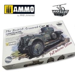 The British Armored Car - Scale 1/35 - War Slug - WARSLUG1901