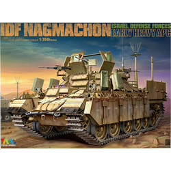 Nagmachon Apc Early - Tiger Model - Scale 1/35 - TIGE4615