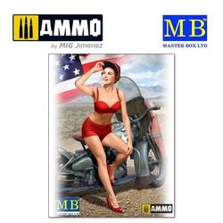 Marylin - Scale 1/24 - Masterbox Ltd - MBLTD24001