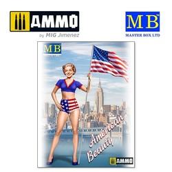Betty - Scale 1/24 - Masterbox Ltd - MBLTD24002