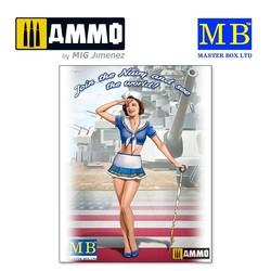 Suzie - Scale 1/24 - Masterbox Ltd - MBLTD24004