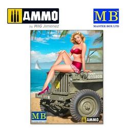Samantha - Scale 1/24 - Masterbox Ltd - MBLTD24006