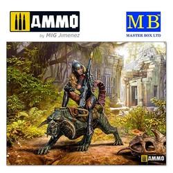 World of Fantasy. Kit No. 2 - Scale 1/24 - Masterbox Ltd - MBLTD24008