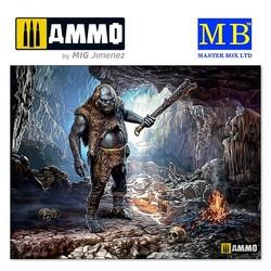 Giant Bergtroll - Scale 1/24 - Masterbox Ltd - MBLTD24014
