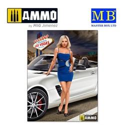 Sloan - Vegas Baby - Scale 1/24 - Masterbox Ltd - MBLTD24020