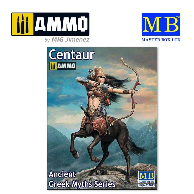 Master Box Ltd Centaur - Scale 1/24 - Masterbox Ltd - MBLTD24023