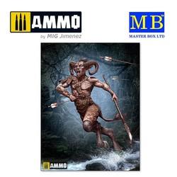 Satyr - Scale 1/24 - Masterbox Ltd - MBLTD24024