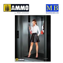 Ali – Status Check - Scale 1/24 - Masterbox Ltd - MBLTD24028