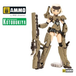 Frame Arms Girl Hand Scale Plastic Model Kit Gourai - 80mm - Kotobukiya - KTOFG062