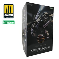 Hexa Gear Plastic Model Kit - Rayblade Impulse - Scale 1/24 - Kotobukiya - KTOHG001