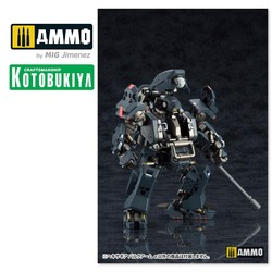 Hexa Gear Plastic Model Kit - Bulkarm - Scale 1/24 - Kotobukiya - KTOHG014