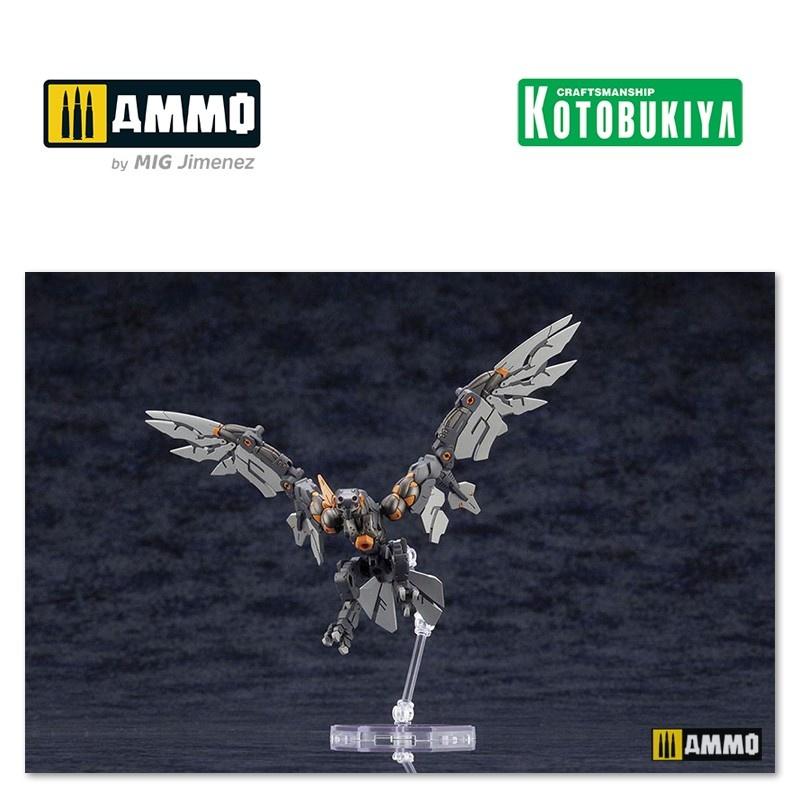 Kotobukiya Hexa Gear Plastic Model Kit - Alternative Sneak Sight - Scale 1/24 - Kotobukiya - KTOHG038