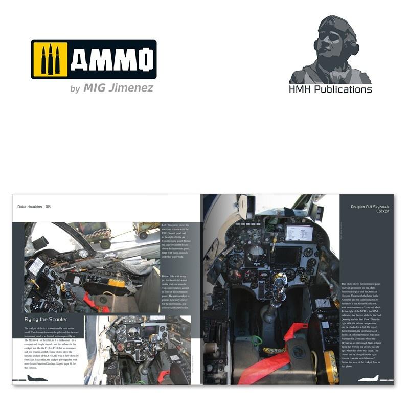 Ammo by Mig Jimenez Aircraft in Detail - Douglas A-4 M/N/AR Skyhawk - DH-014