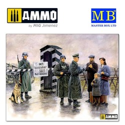 Checkpoint - Scale 1/35 - Master Box Ltd - MBLTD3527