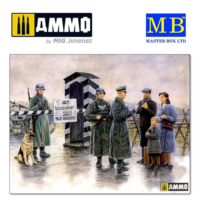 Master Box Ltd Checkpoint - Scale 1/35 - Master Box Ltd - MBLTD3527