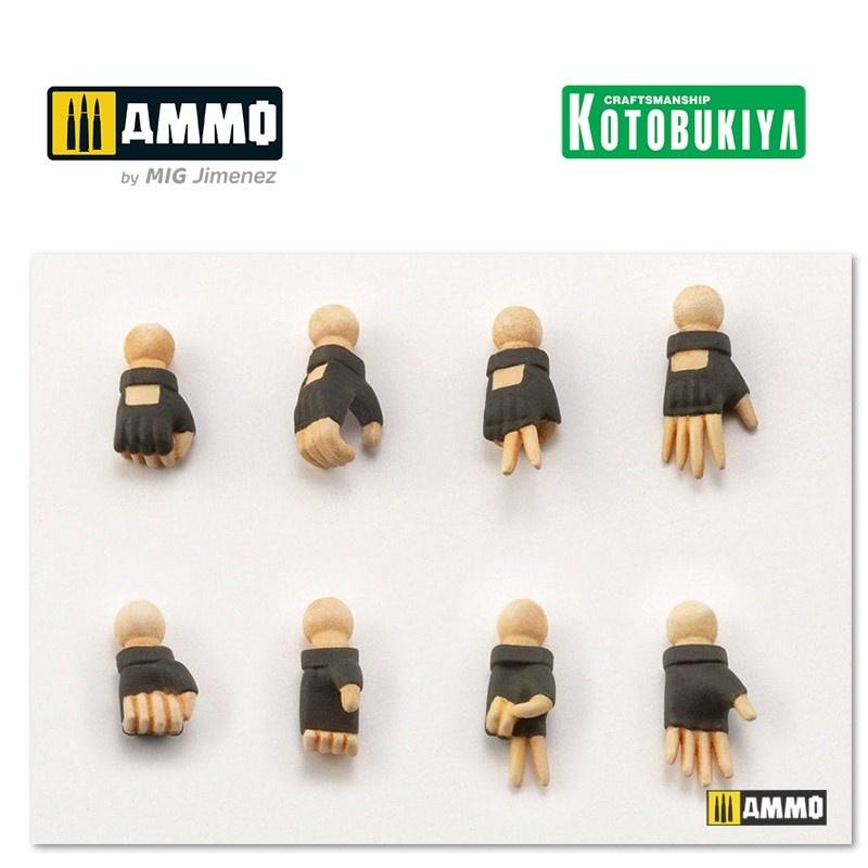 Kotobukiya Hexa Gear Plastic Model Kit - Early Governor Vol. - Scale 1/24 - Kotobukiya - KTOHG052