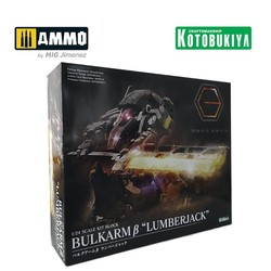 Hexa Gear Plastic Model Kit - Bulkarm (Beta) Lumberjack - Scale 1/24 - Kotobukiya - KTOHG043