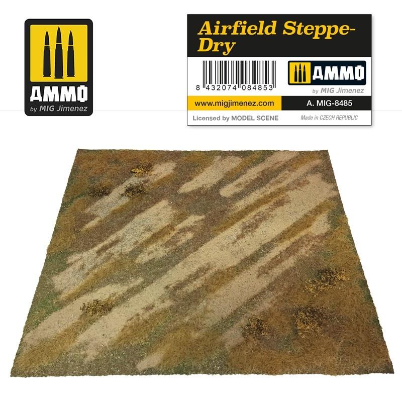 Ammo by Mig Jimenez Airfield Steppe-Dry - Ammo by Mig Jimenez - A.MIG-8485